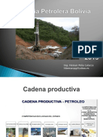 Industria Petrolera Bolivia