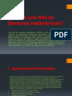 Qué Es Una Red de Sensores Inalámbricos