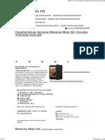 Motorola Moto G4 _ Caracteristicas y Especificaciones2