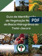 Guia de Identificação da Vegetação Natural da Bacia Hidrográfica do Tietê-Jacaré