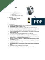 Laboratorio quimica materiales