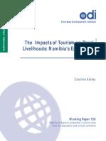 Tourism Impaction