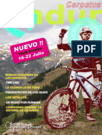 Tour Enduro Mtb Carpatos 2018