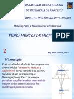 Presentación Metalografia 1-2016