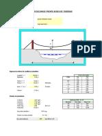 Verificacion de Puente Aereo de Tuberias