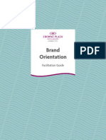 Crowne Plaza Brand Orientation Facilitators Guide_January 2018