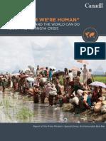 Rohingya Crisis Eng