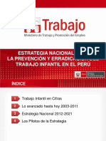 20 Estrategia Trabajo Infantil YolandaErazoFlores