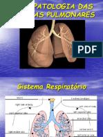 Doenças Pulmonares resumo
