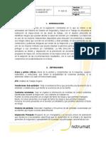 P-sgi-02procedimiento de Inspeciones de Sst y Medio Ambiente