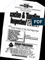Excise and Taxation Book of Dogar Publisher by Yasir
