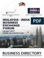 Malaysia - India Business Exchange Forum_A5 Business Directory.pdf