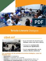 8. TERTULIAS DIALÓGICAS