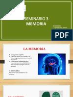 Memoria Seminario