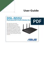 Adsl Dsl n55u Manual