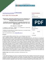 Identificación y Fluctuación Poblacional de Insectos Polinizadores en Palma Aceitera (Elaeis Guineensis Jacquin) en El Sur Del Lago de Maracaibo, Estado Zulia, Venezuela