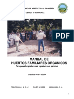 2003, Manual El Huerto Familiar Organico, G