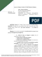 Habeas Corpus CPMI Direito de Ficar Em Silêncio