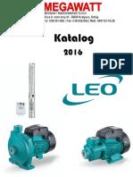 Leo Pump Katalog