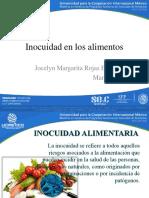 Importancia Inocuidad Alimentos