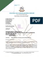 Brochur - Centro de Conciliacion Servir - Interandina
