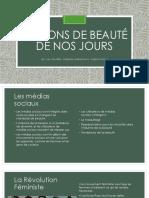 french beauty presnetation pdf