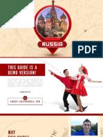 Visual Travel Guide Russia