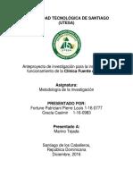 Clinica Fuente de Vida - Marino Tejada