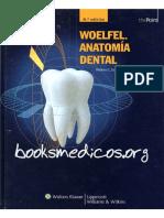 Odontologia Woelfel Anatomia Dental 2018