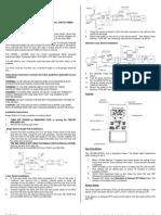 Swylite LST200 Instruction Sheet