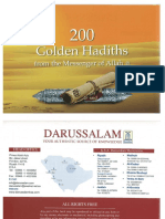200 Golden Hadiths.pdf