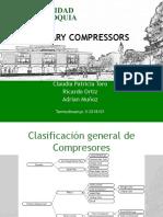 Presentacion Compresores rotatorios