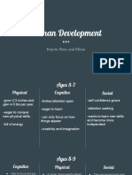 intro to human development