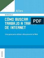 Cómo Buscar Trabajo a Través de Internet - Martha Alicia Alles