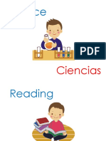 Bilingual Centers Signs