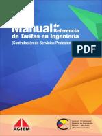 Manual Tarifas 2015