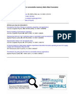 Physics of the Ferroelectric Nonvolatile Memory Field Effect Transistor