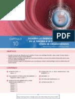 Desarrollo Embrionario y Somitico