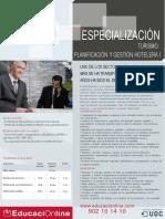 PDF Turismo. Planificación y Gestión Hotelera I
