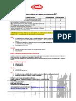 Requisitos Afiliacion 2017 CMIC