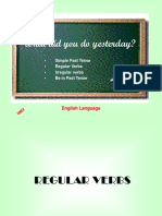 Dipositivas de Ingles