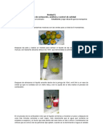 Extraccion de Aceite de Limoneno