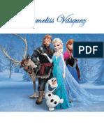 Yameliss Frozen Colorear