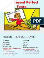 The Present Perfect Tense Grammar Guides 4745