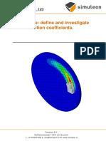 Abaqus Tutorial 28 Disk Brake Friction Simuleon