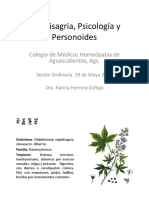Staphisagria Psicologia y Personoides Pres
