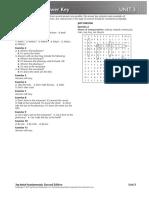 UNIT 03 Workbook AK