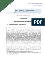 Derecho Procesal Administrativo Colombia