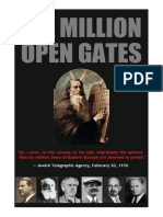 Six Million Open Gates