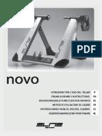Manual Novo Force